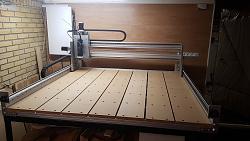 Need help tuning/setup i think ? Semi neewbie with new machine-newcnc-jpg