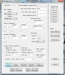 Kflop controlling ultrasonic welder...-axis-settings-jpg