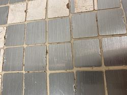 """Cutting 2""""x2"""" squares 1/8"""" thick aluminum-ded82e77-a7ef-40a3-86ae-c0cff4aed72a-jpg"""