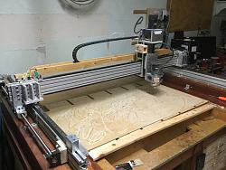 Use laser to align XY axis-cnc1-jpg