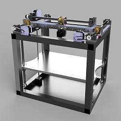 Fast Cartesian 3D Printer-3d-printer-4-jpg