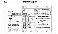Need help tuning/setup i think ? Semi neewbie with new machine-power-supply-png