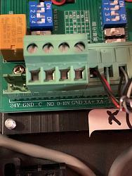 my new CNC SXCNC-3 Axis 6040Z. Spindle setup to VFD-1-jpg