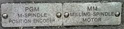 Okuma LB15 Machine-name-plate-1-jpg