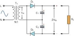 Troubleshooting possible PSU induced EMI-voltage-doubler-jpg