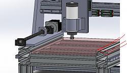 CNC Router - Medium Size with Focus on Aluminum Machining-ball-rail-jpg