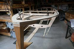 video #1 drawing out the parts for a sail boat frames and stringers-frame-7-jpg