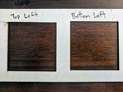 Beam splitting after extensive alignment check-left-jpg