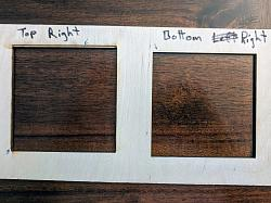 Beam splitting after extensive alignment check-right-jpg