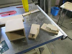 Gully's new 3x3 steel CNC router build-mdf-parts-jpg