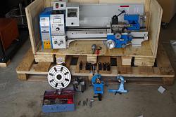 PM1022 lathe CNC Conversion-crated-jpg