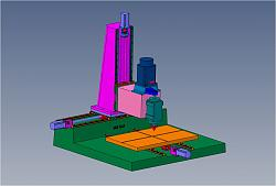 Milli a new composite mill kit-moving-column-mill-jpg