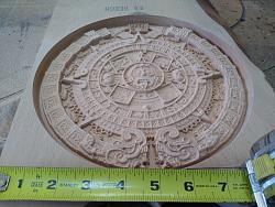 CNC Router parts (AVID) PRO machine for 3D detail carving: Is it capable?-3d_aztec-jpg