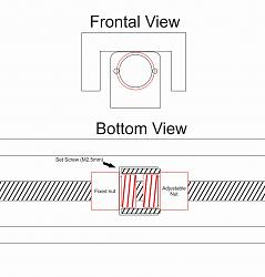 Some ideas to Back to back double ball nut (no flange type) for my lathe.. possible?-cnczone2-jpg