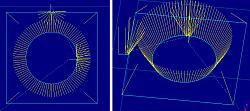 Bevel Chamfer Cutting postprocessor for waterjet, plasma and laser-bevelcut-continuscut-jpg