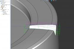 V32 need tool to plunge OFF the work piece - rough machining a face gear-jpg