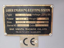 "48""x24"" Laser Cutter/Engraver - 80W - New Tube, Leetro Controller-20201222_191051s-jpg"