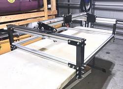 3' x 3' PLASMA / ROUTER CNC Machine-007-jpg