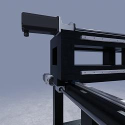 Designed a router with high Z axis.-cnc8-jpg