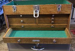 Gerstner Tool chest O41B with B20 base and cover  5-ch3-jpg