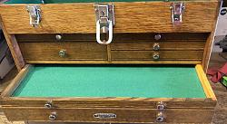 Gerstner Tool chest O41B with B20 base and cover  5-ch4-jpg