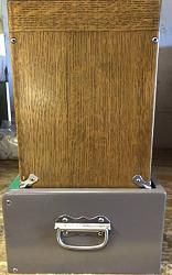 Gerstner Tool chest O41B with B20 base and cover  5-ch9-jpg