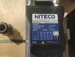 Selling Hiteco Spindle with VFD,Estonia, Europe-img_20210224_120454-jpg