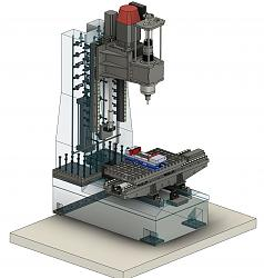 Yet another epoxy granite mill-mill-overview-jpg