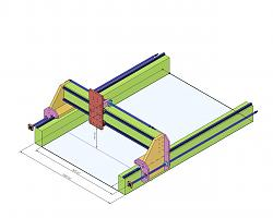Design Input on CNC Router 900mm X 1500mm with 20mm Linear Rail and Ball Screw-cncr-01-assembly-v4-jpg