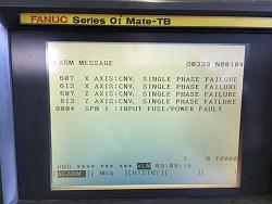 lathe xz with fanuc control Oi Mate-TB dont open the machine-fanuc-alarm-jpg
