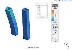 Welded Steel Frame VMC-Interpreting simulation results-vib-1-jpg