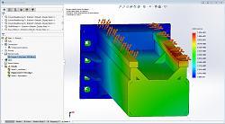 Welded Steel Frame VMC-Interpreting simulation results-1000ft-lbs-torque-2-jpg