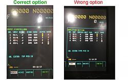 How to replace servo drive in HITACHI HG400III-table-jpg