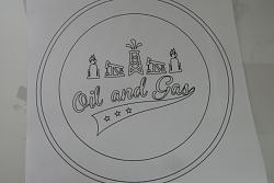 the making of a vintage oil gas sign in vinyl-net1-jpg