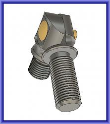 RFQ: 303 SS parts, CNC lathe job.-hinge-assembly-jpg