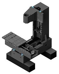 Metal milling machine 600x400x500 with ATC-mrosconi-1-framekit-01-jpg