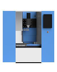 Metal milling machine 600x400x500 with ATC-mrosconi-1-framekit-servo-1kw-spinde-atc