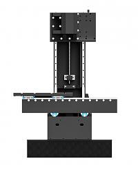 Metal milling machine 600x400x500 with ATC-mrosconi-1-framekit-06-jpg