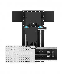 Metal milling machine 600x400x500 with ATC-mrosconi-1-framekit-07-jpg