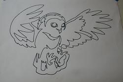 flying owl graphic for the vinyl cutter-net1-jpg