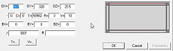 Xilog plus program graphics and new file issue.-options-png