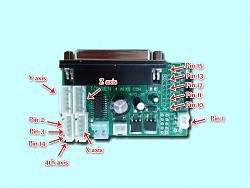Chinese 6040 CNC Stepper Driver TX14207 and parallel interface DKJ-01A-tonsen-controller-jpg