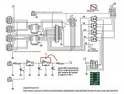 Chinese 6040 CNC Stepper Driver TX14207 and parallel interface DKJ-01A-schematic-notes-v2-jpg