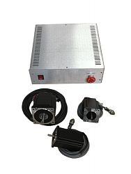 Testing G0704, BF20L, PM25MV Controller with Stepper Motors using Mach3-g0704-kit-jpg