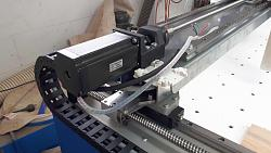 Designing a new router called Brevis-HD-gantry-motor-jpg