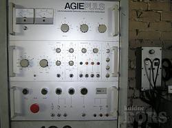 Old Agie 45LM eroder machine-agie3-jpg