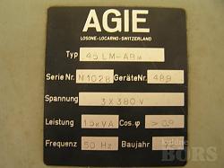 Old Agie 45LM eroder machine-agie2-jpg