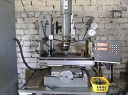 Old Agie 45LM eroder machine-agie1-jpg