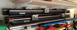 "8 x 1.25"" Linear rail with 16 x SPB 20 bearings (United Kingdom)-img_20210925_122535122-jpg"