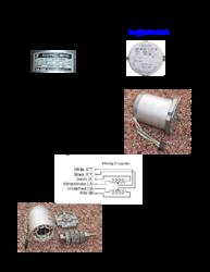 What motor, screw and gearing should I choose?-hp-laserjet-iid-iiid-main-motor-specs